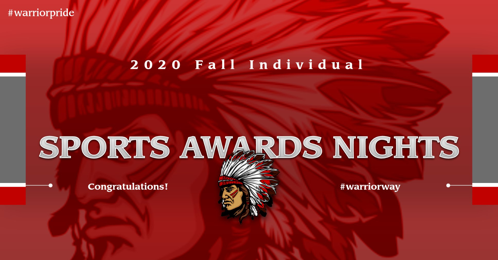 2020 Fall Sports Awards Nights Announced