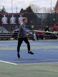 Boys Varsity Tennis falls to Geneva 4 – 1