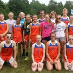 CC Takes 2nd Place at Season Opening Gobles Trail Relays