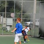 Tennis beats Berrien Springs 6-2