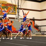 Competitive Cheerleading Tryouts
