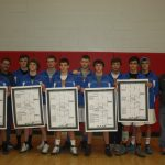 Eddies wrestlers place 2nd in Wolverine Conference