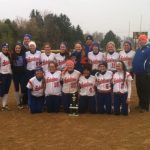 Eddies softball wins Coloma Inv.