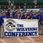 Eddies capture Wolverine Conference Baseball Title