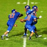 Eddies clinch outright Wolverine Conference championship with win at Three Rivers