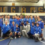 Eddies wrestlers win New Prairie Super Duals