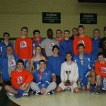 Eddies win Brent Stephenson Memorial Tournament at Mendon