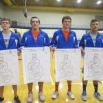 Four Eddies wrestlers crowned champions at Greater Berrien County Meet