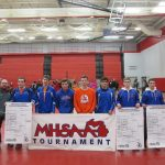 Seven wrestlers move onto individual regionals