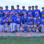 Eddies baseball wins second consecutive Wolverine Conference championship