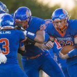 Eddies win homecoming game against Plainwell