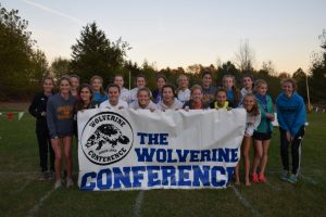 2017 Wolverine Conference Cross Country Meet
