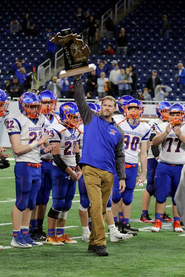 Eddies finish season as runner up in division 4