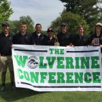 Eddies win Wolverine Conference golf championship