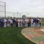 2018 Baseball Senior Night Photos