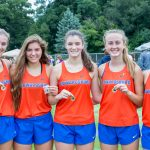 Cross Country team competes at Centreville Invitational
