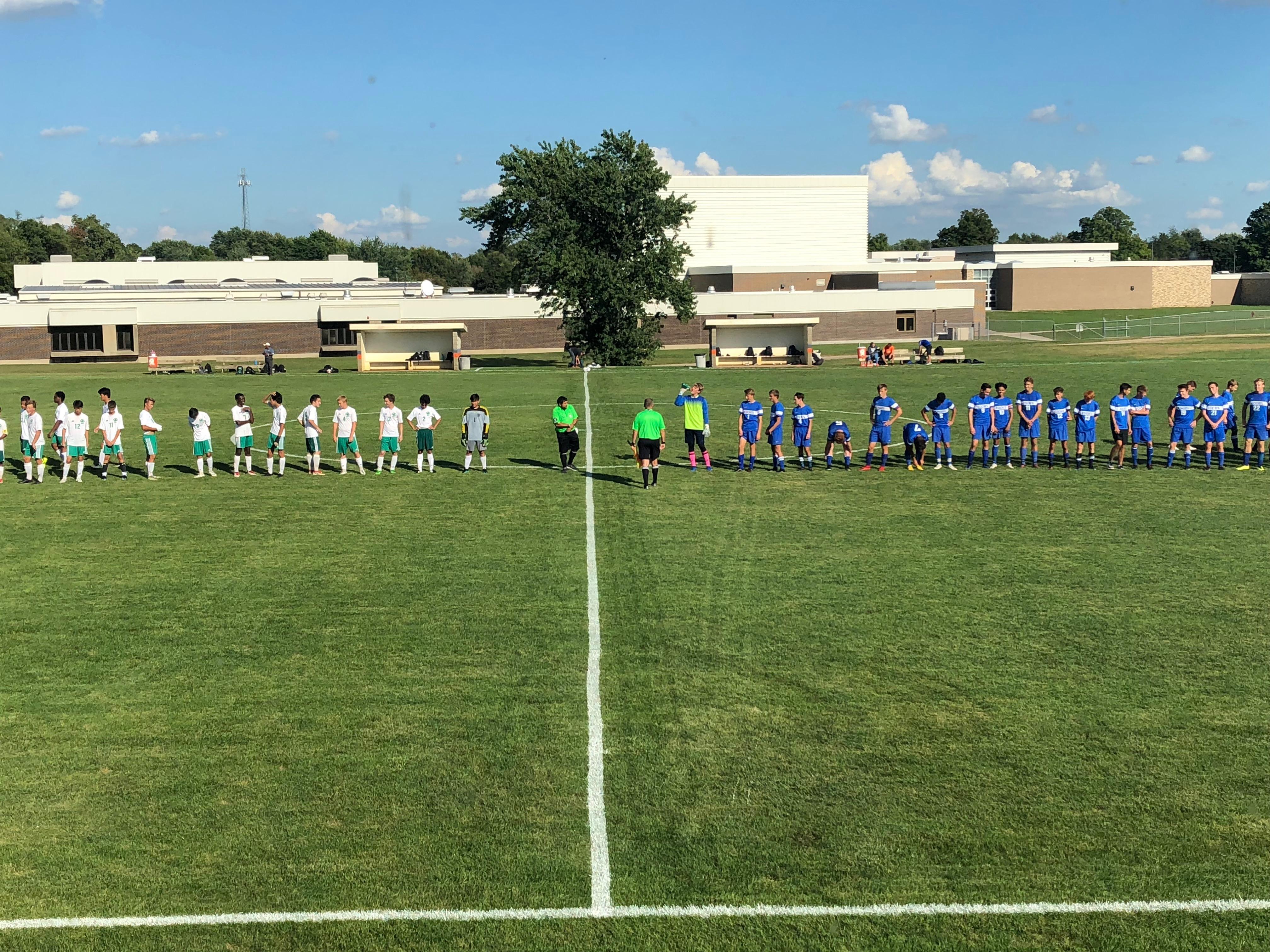 Eddies soccer defeats Berrien Springs