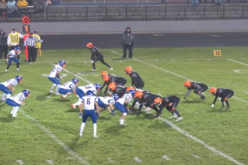Eddies finish undefeated season, clinch 6th straight conference championship