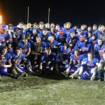 Eddies win third consecutive regional football championship