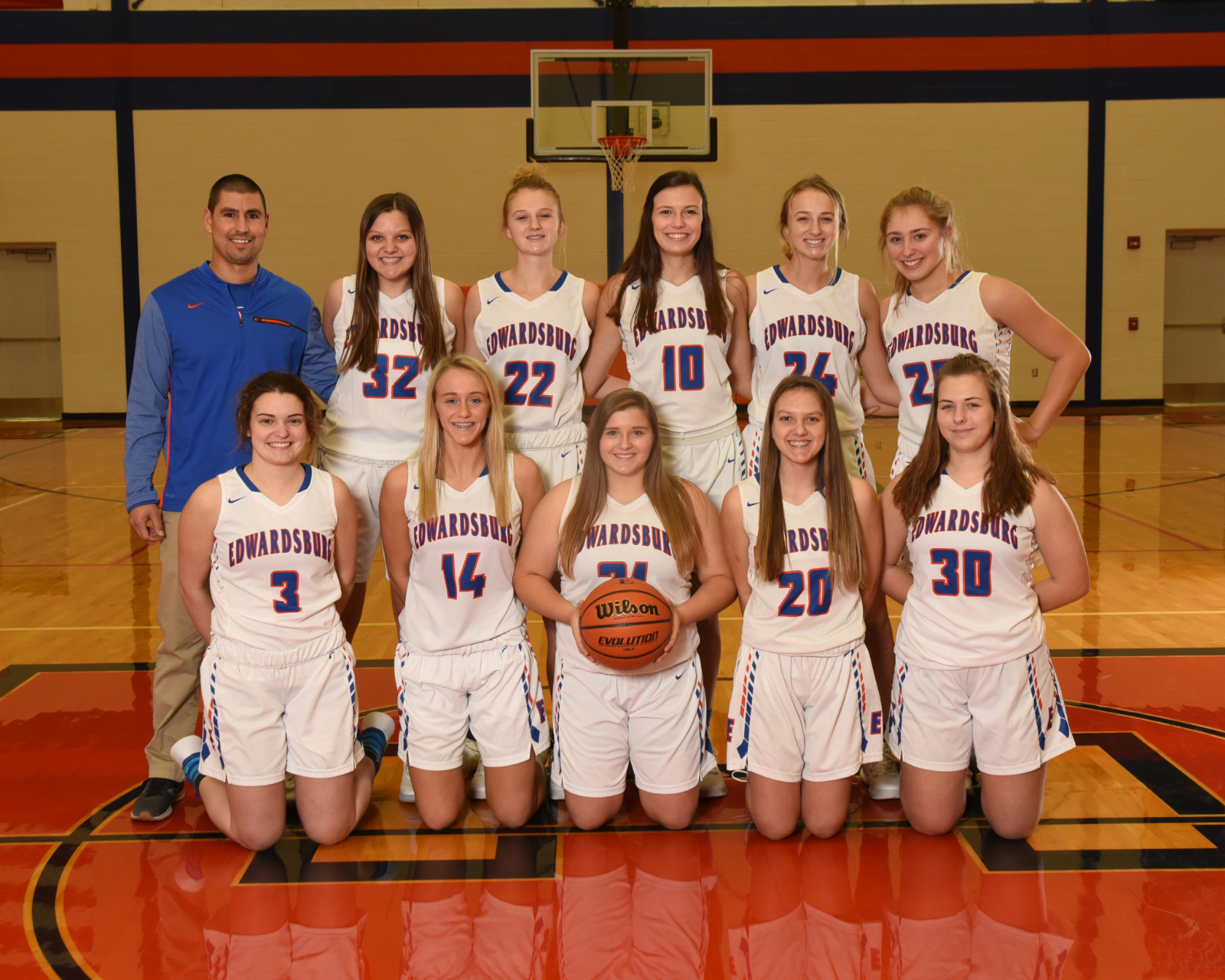 Lady Eddies remain undefeated with victory over Otsego