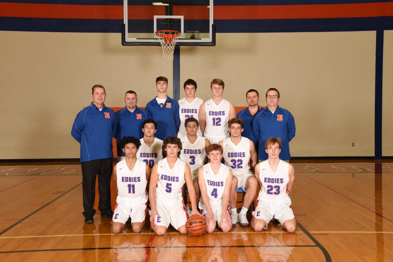 Eddies boys basketball team to play in Organ Donation Classic
