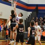 Eddies host Plainwell on senior night