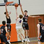 Eddies season ends with loss in district semi-final