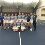 Lady Eddies tennis team captures regional championship