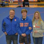 2020 Wrestling Senior Night