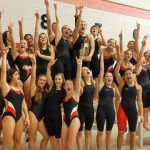 Swim Team, Conference Champs!