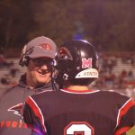 Football Honors for Players and Coach