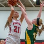Marshall too much for Pennfield