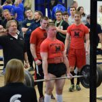 Jasienski Power Lifting State Champ