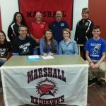 Emily Delmotte signs with KCC