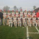 JV Baseball Wins Western Tourney