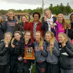Girls Track Win at Hillsdale