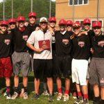 Baseball Team Thanks Coach Kelly