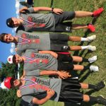 Marshall High School Boys Varsity Tennis finishes 3rd place