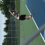 Marshall High School Boys Varsity Tennis ties Chelsea High School 1-1