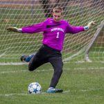 Marshall High School Boys Varsity Soccer ties Mason High School 1-1