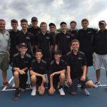 Boys Tennis Finish in Top 20!