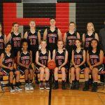 Girls' Freshmen beat Harper Creek