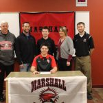 Noah Fulmer will play at Olivet College