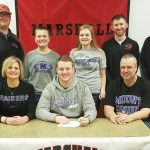 Westrick to play at Mount Union