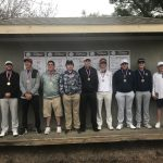 Marshall Finishes 3rd at Coldwater Invite