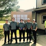 Marshall places 2nd in the Onsted Invitational at the Grande