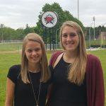 Rachel Schoepke and Nikki Tucker