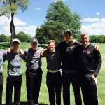 Marshall Boys' Golf places Second at Regionals