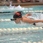 Girls Swimming Sturgis Relays 2017