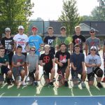 Tennis Team Competes at Regionals Today
